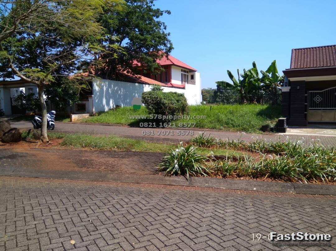 TANAH DIJUAL Puri Arga Golf Blok D, BSB, Semarang Barat – 740